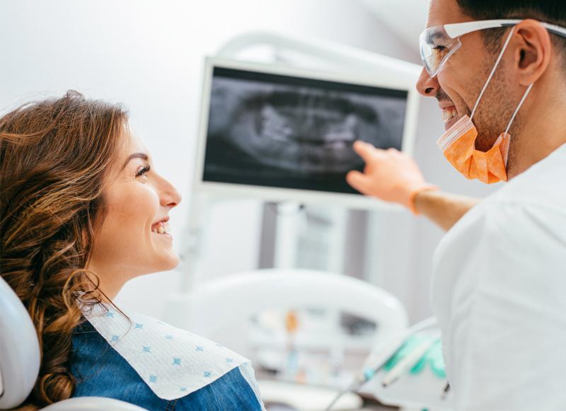 No Crown Dentistry in encino